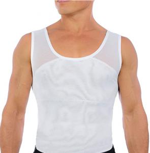 Esteem Apparel Men's Slimming Body Shaper