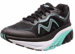 MBT Women's Zee 18 Cushioned Running Shoes