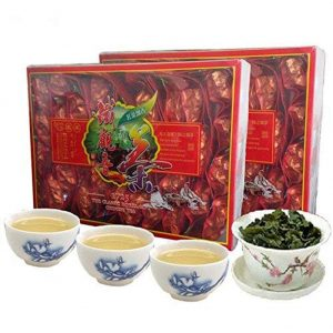 Taiwan High Mountains New Spring Oolong Tea