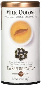 The Republic of Tea Milk Oolong
