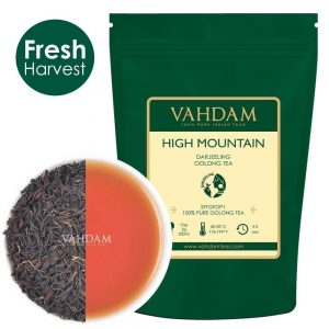 VAHDAM High Mountain Darjeeling Oolong Tea